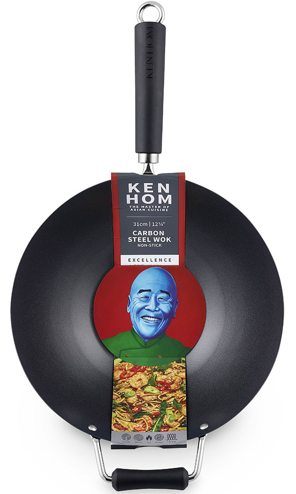ken hom wok the better cooking pan
