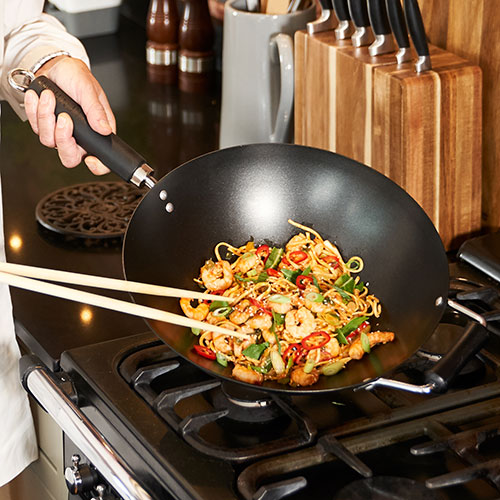 Ken Hom Woks Recipes