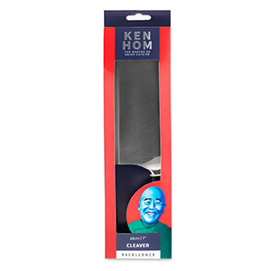 Ken Hom 10 In. Stainless Steel Cleaver - KH511U